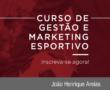 GESTÃO E MARKETING ESPORTIVO