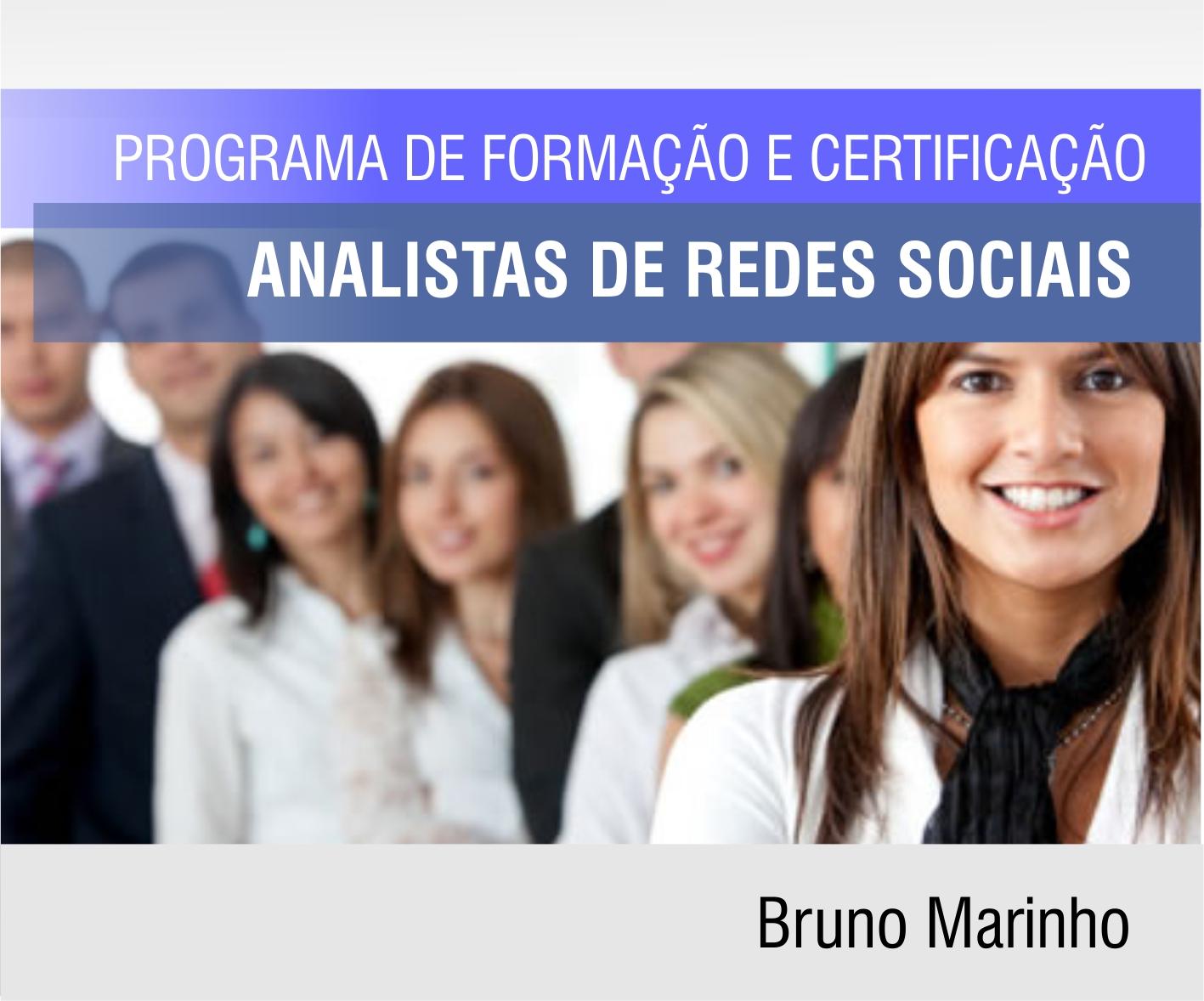 curso analista de redes sociais