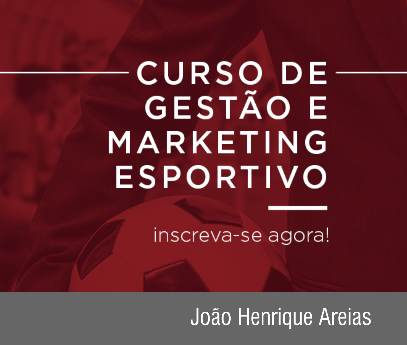 GESTÃO E MARKETING ESPORTIVO