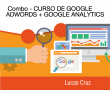 Curso de Google Adwords +Google Analytics (Combo 2 cursos)