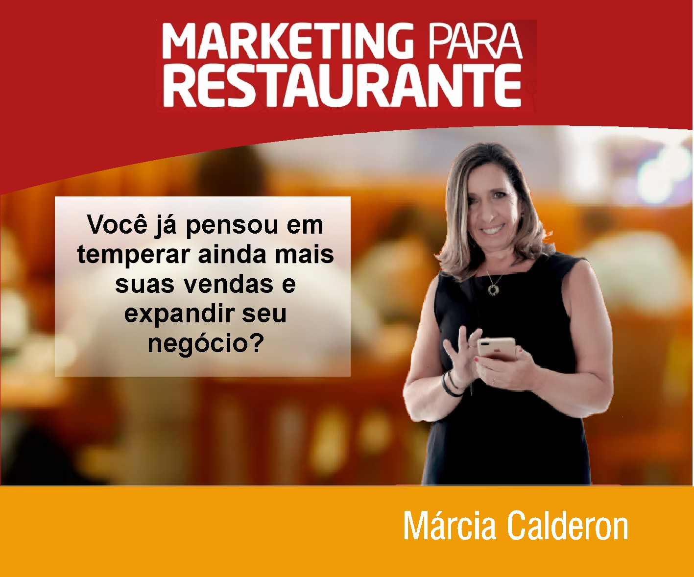 CURSO DE MARKETING PARA RESTAURANTES