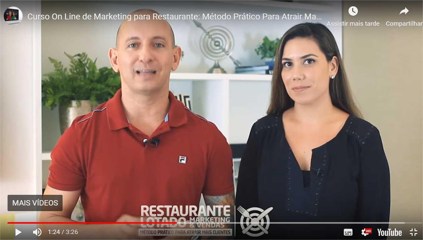CURSO DE MARKETING PARA RESTAURANTES 2