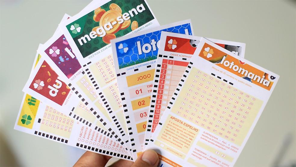 loteria federal e rifas